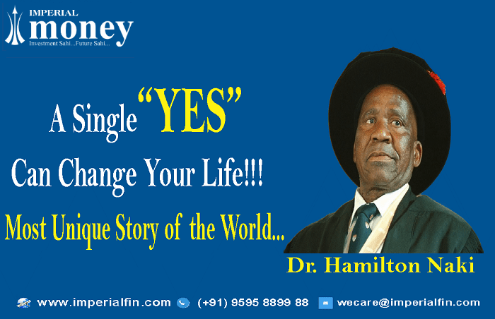 A Single YES Can Change Your Life