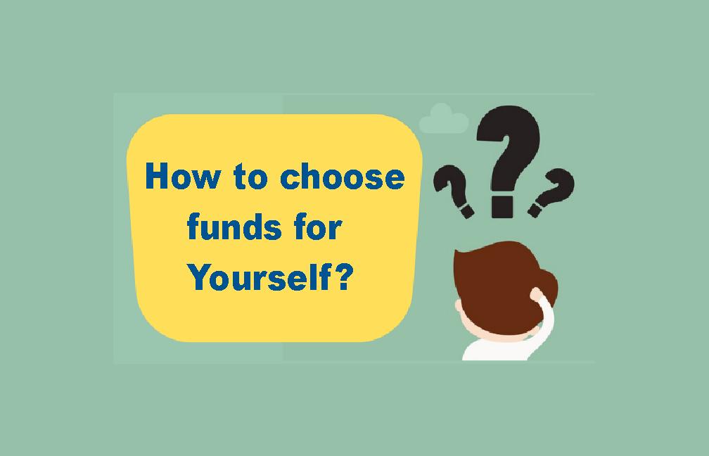 Choose mutual funds