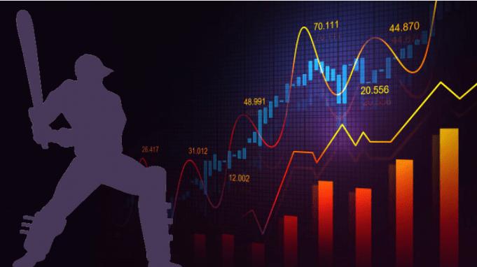 Cricket and Stock Market