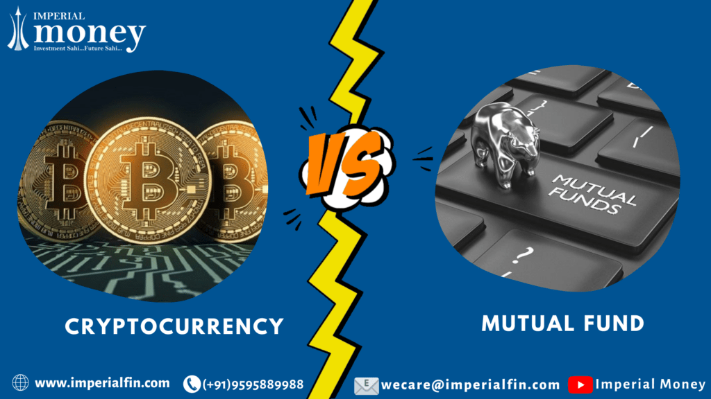 Cryptocurrency vs Mutual Funds