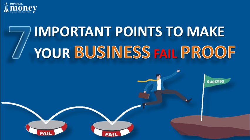 7 Common Mistakes Every Entrepreneur Should Avoid to Success